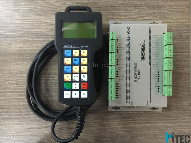 DSP NK105 control systerm for cnc router