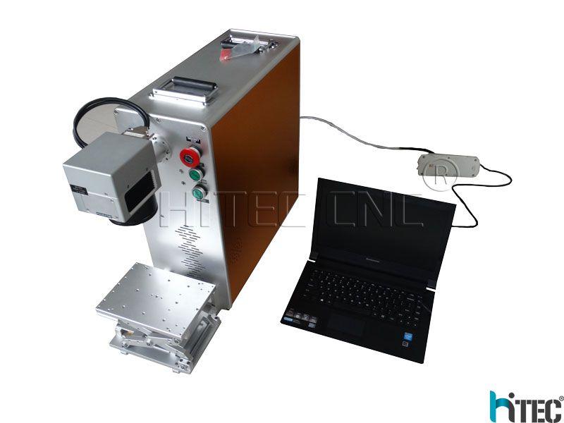 Mini type laser marking machine