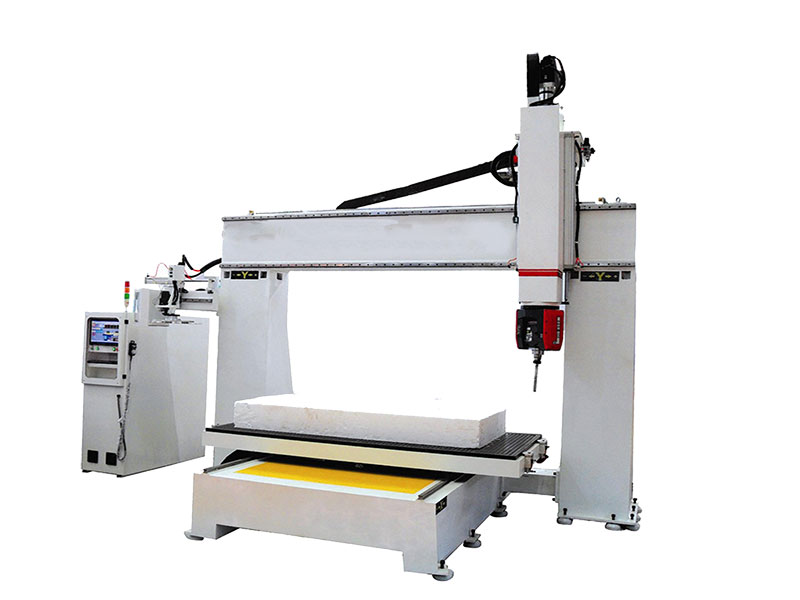 5axis cnc router machine