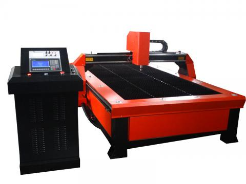 Hitec cnc plasma cutting machine for carbon steel stainless steel