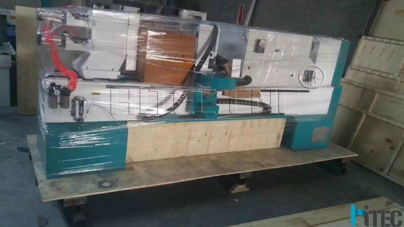 HITEC wooden package