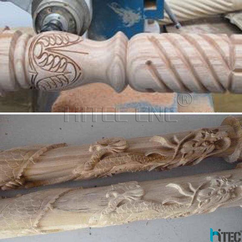 cnc woodturning lathe machines