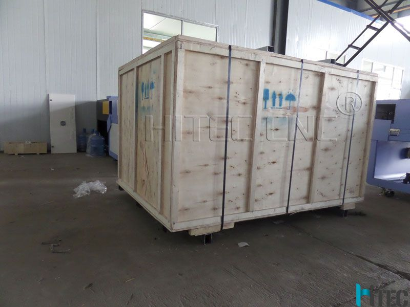 woodden package for cnc router