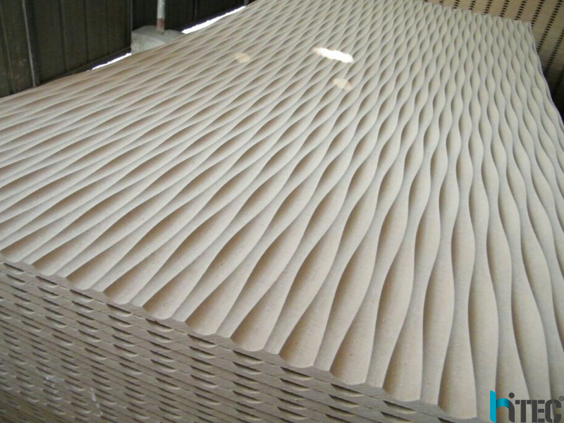 cnc router for mdf wave board