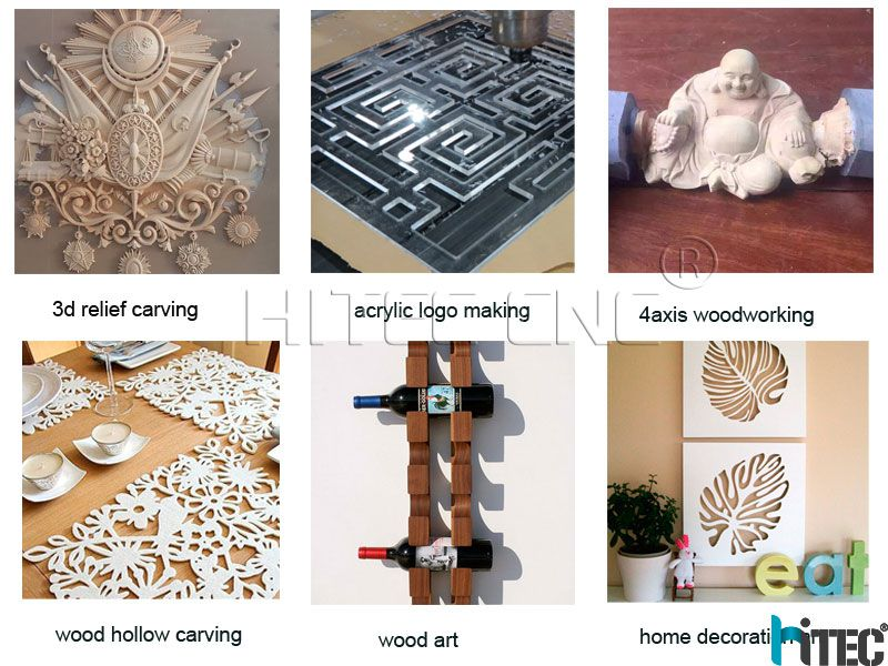woodworking cnc router parts