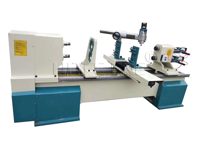 cnc wood turning lathe machine price