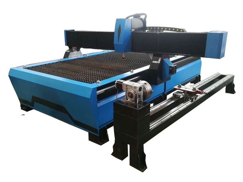 china cnc plasam cutter table for tube&pipe