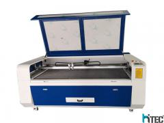double heads laser engraving cutting machine 1390