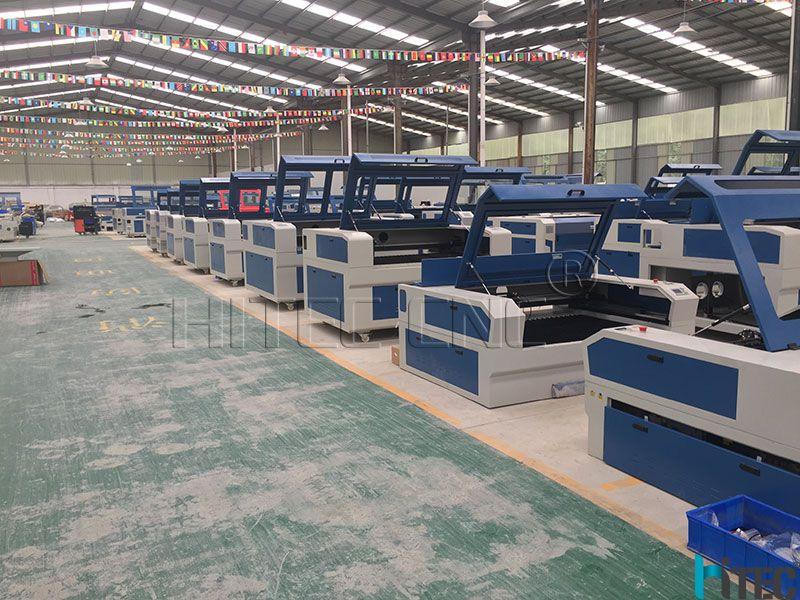 laser cutting machine factory