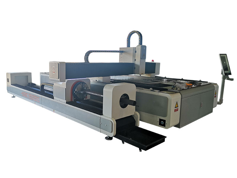 Tube&Pipe laser cutting machine manufacturer