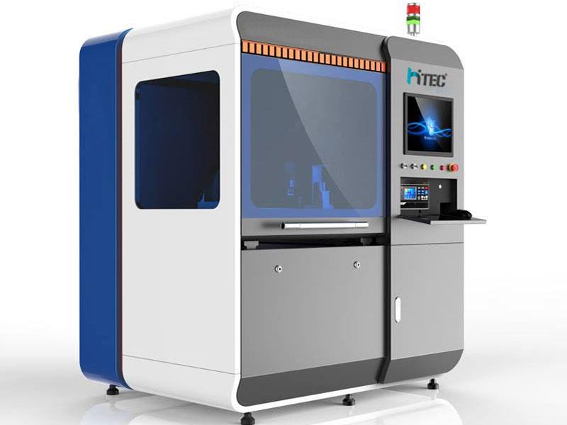 Protable Small size 6040 fiber metal laser cutting machine