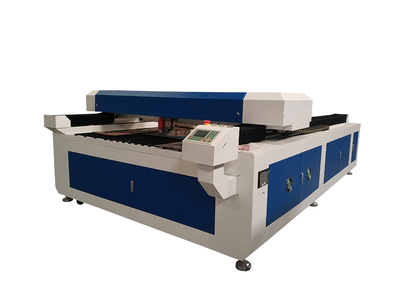affordable price laser cutting machine for metal and acrylic