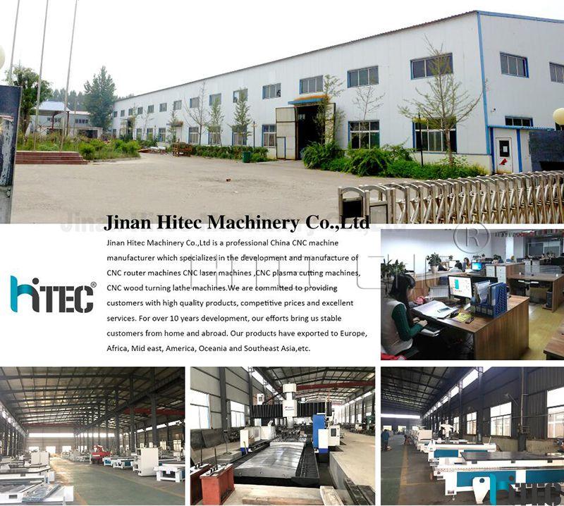 HITEC CNC factory