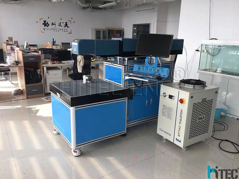 co2 laser marking machine for plastic