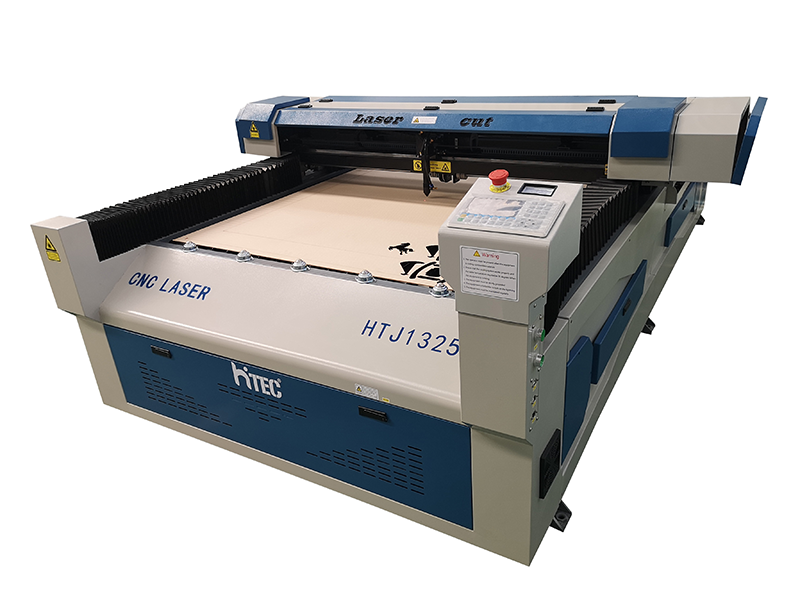 High quality co2 laser cutting machine for acrylic, wood, mdf, pvc, fabric, leather, rubber