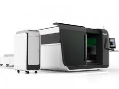High power full protection cnc metal laser cutter machine supplier