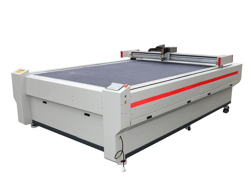 Digital Fabric Oscillating Knife Cutter Plotter Machine For Sale