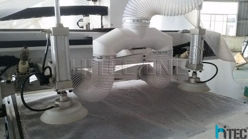 dust collect for cnc router