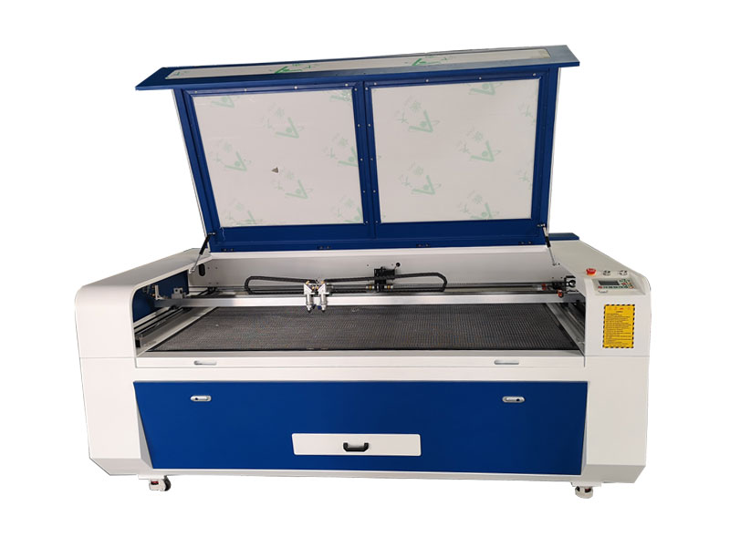 double heads co2 laser wood cutting machine price