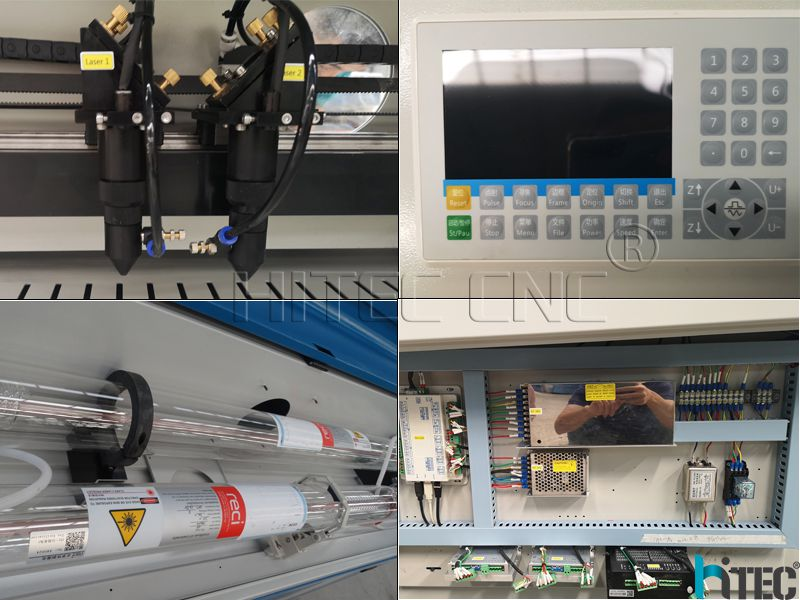 cnc laser machine parts
