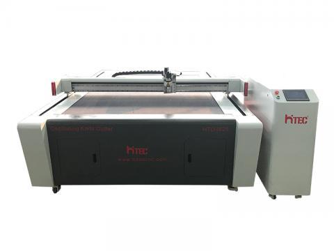 high speed cardboard cnc oscillating knife cutter machine