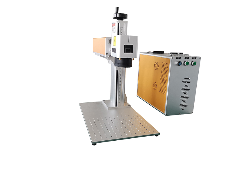 Hitec desktop fiber laser marking machine