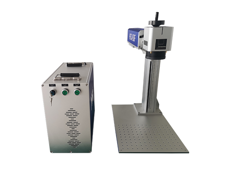 50w fiber laser marking machine for sale