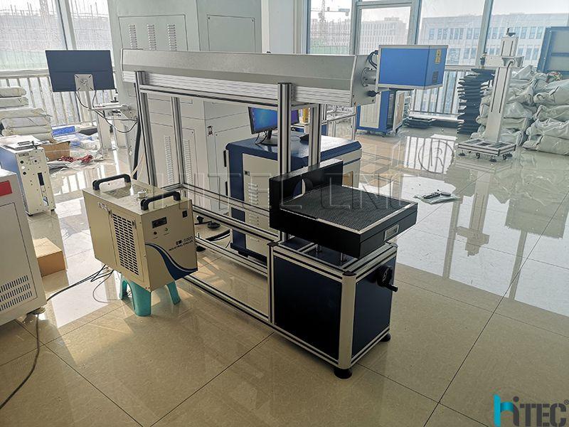 galvo co2 laser marking machine