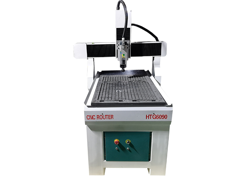 Affordable Hobby Desktop CNC Router Price HTG6090 For Sale