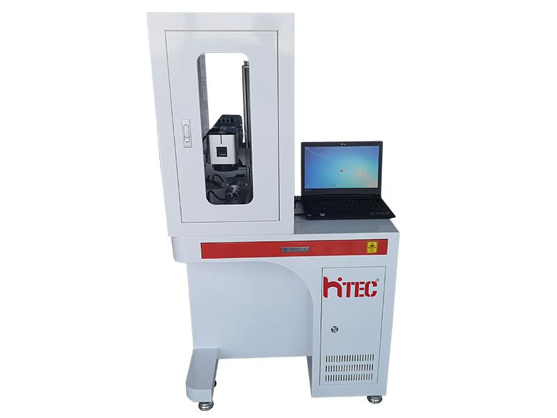 Enclosed Fiber Laser marking machine for metal and nometal