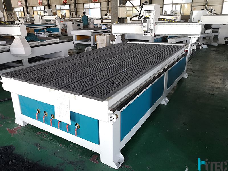 vacuum table for cnc router