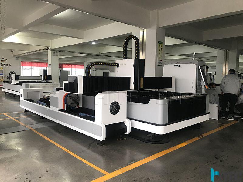 IPG laser cutter machine
