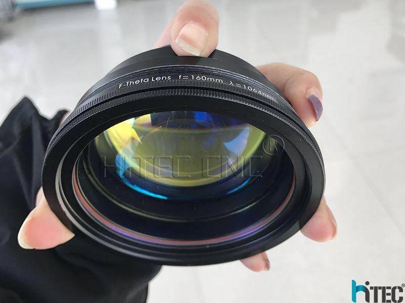 F-theta files lens