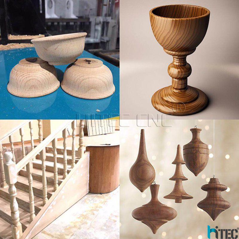 woodworking cnc lathe