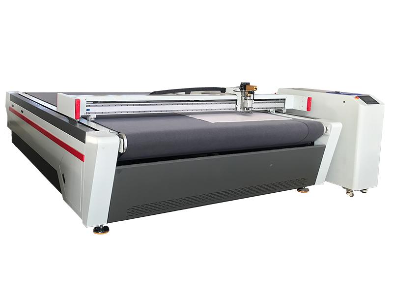 cnc carton box cutting machine