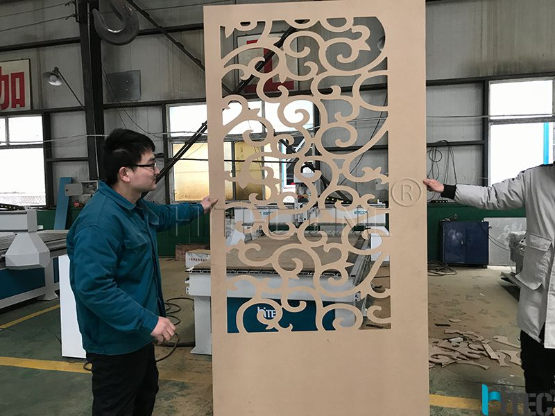 hollow cutting cnc router