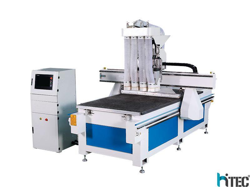 Cnc router with servo motors for wood projects