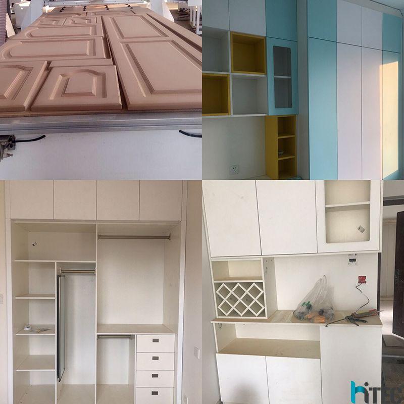kitchen cabinet door cnc router