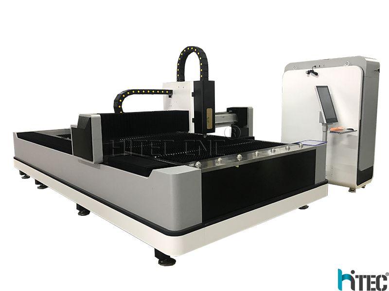 500w/750w IPG fiber laser metal cutting machine