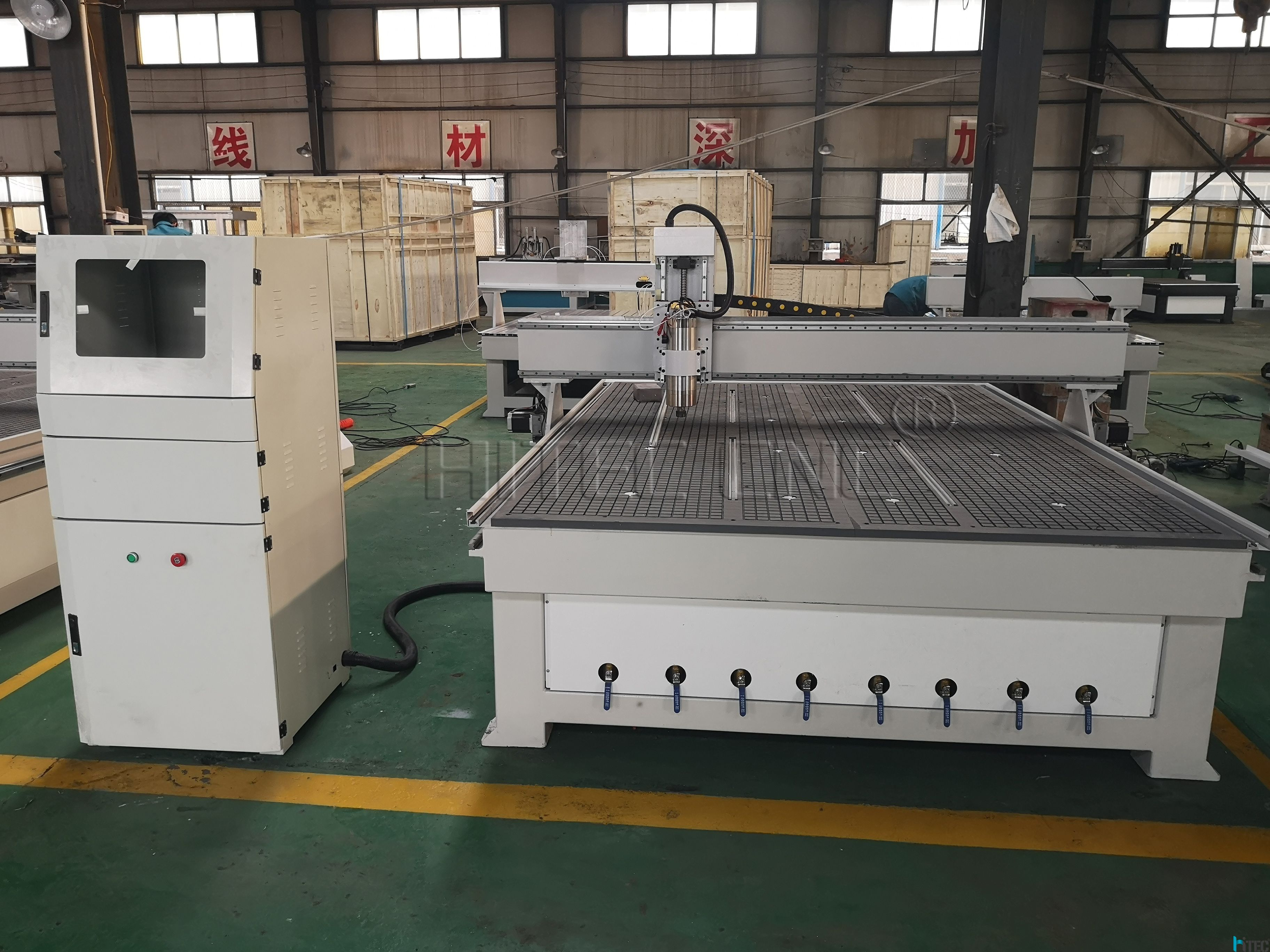 2040 big working area cnc wood router machine