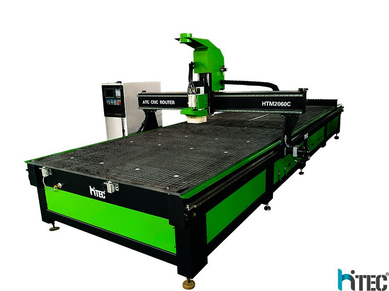 Large Size 2060 Liner ATC Cnc Router Price