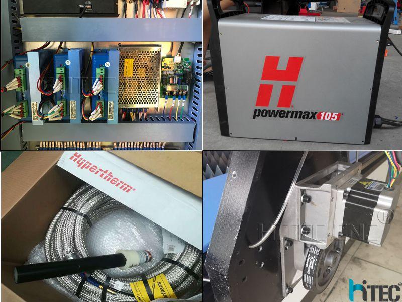HITEC CNC METAL CUTTER