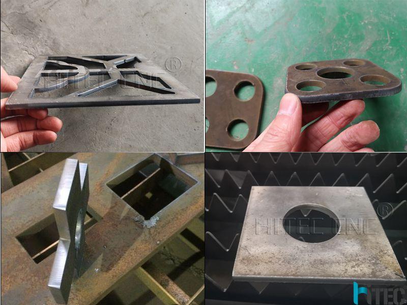 metal cutter samples