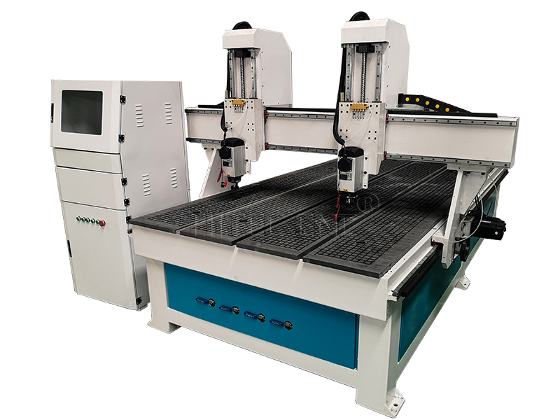 Affordable Price Dual Spindle Cnc Routers For Sale