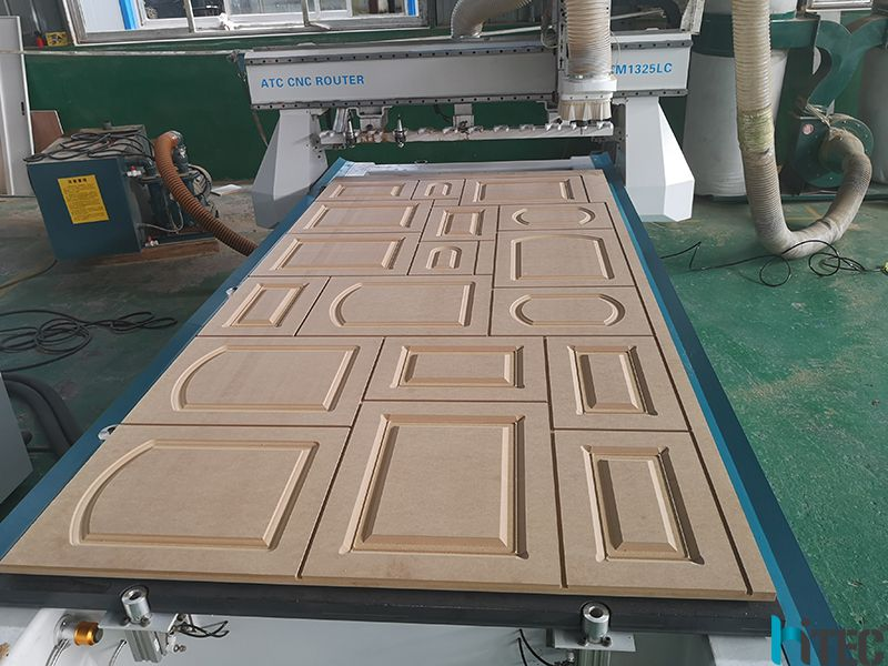 Kitchen Cabinet Door Making Cnc Router