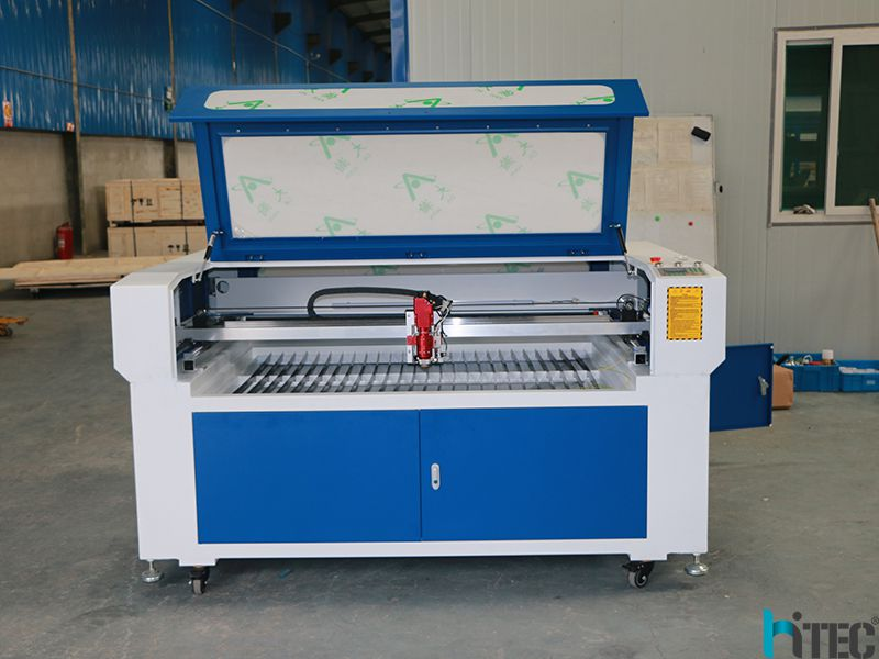 Mixed laser cutting machine
