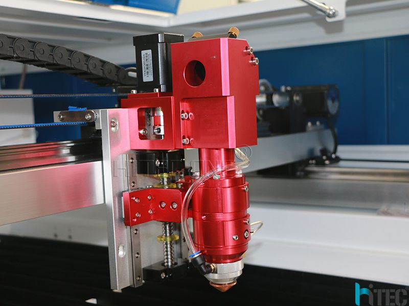 laser cutter with metal tube