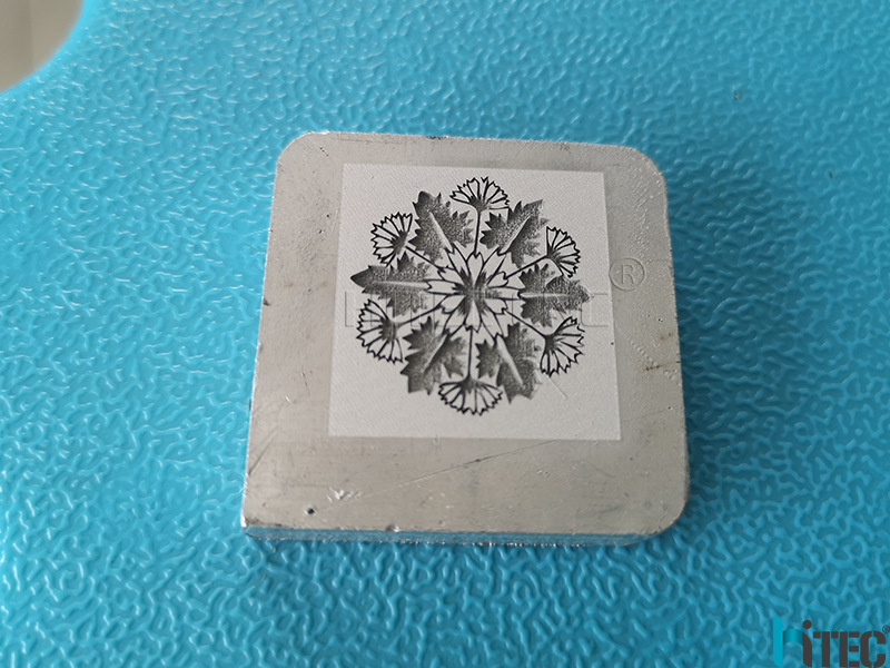 Laser engraver for metal jewelry