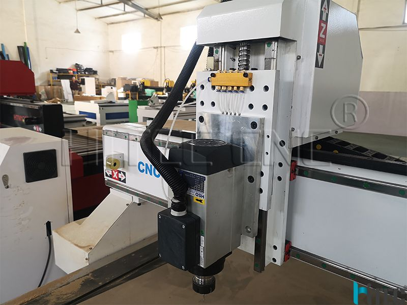 HSD spindle