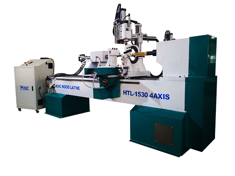 Best 4AXIS Cnc Wood Turning Lathe Carving